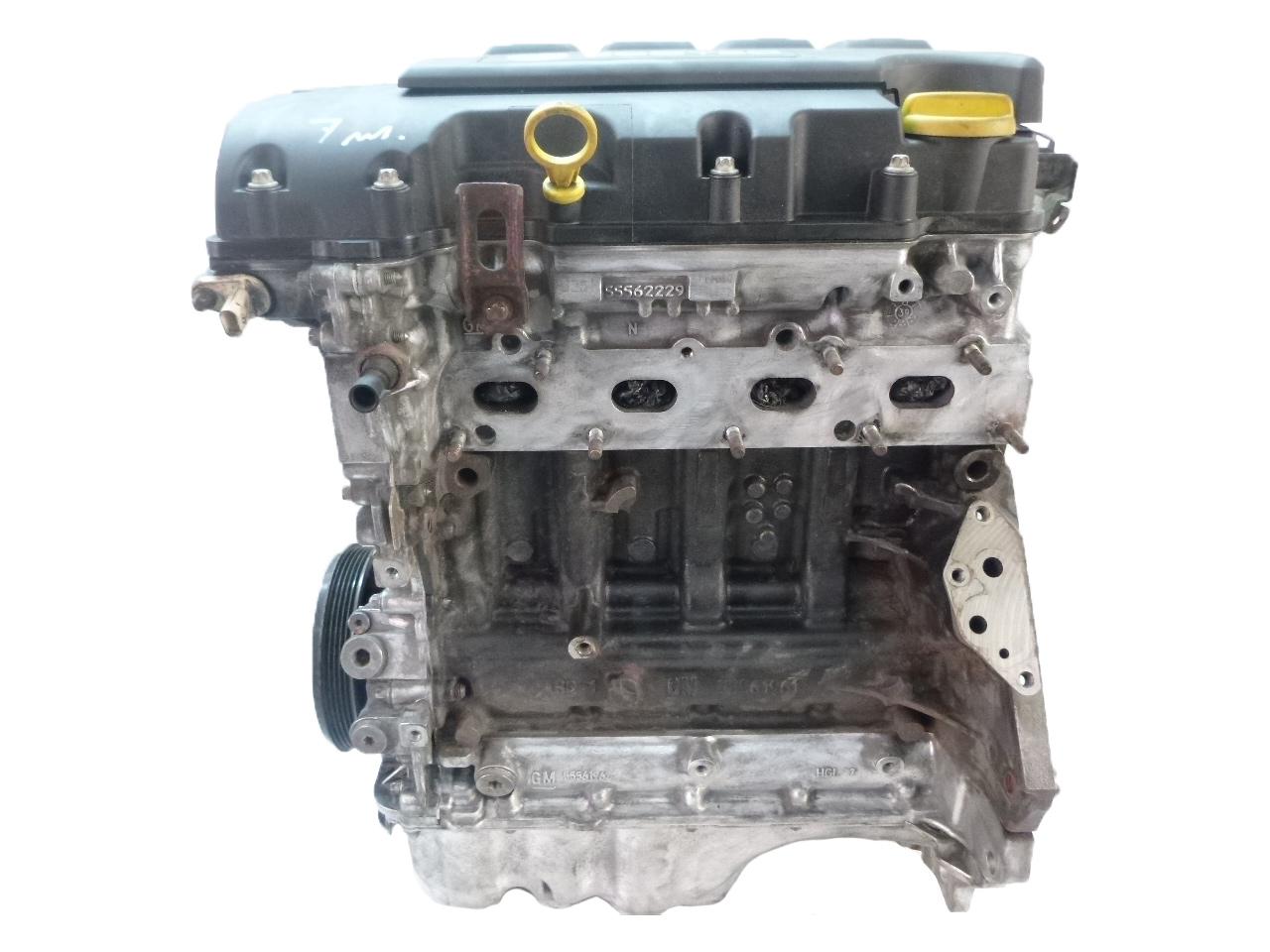 Motor Opel Chevrolet Corsa D Aveo 1,2 Benzin A12XER DE313178