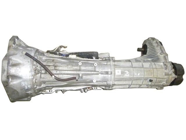 Caja de cambios automática Audi Q7 4L (3,0 TFSI CJT CJTC MHN
