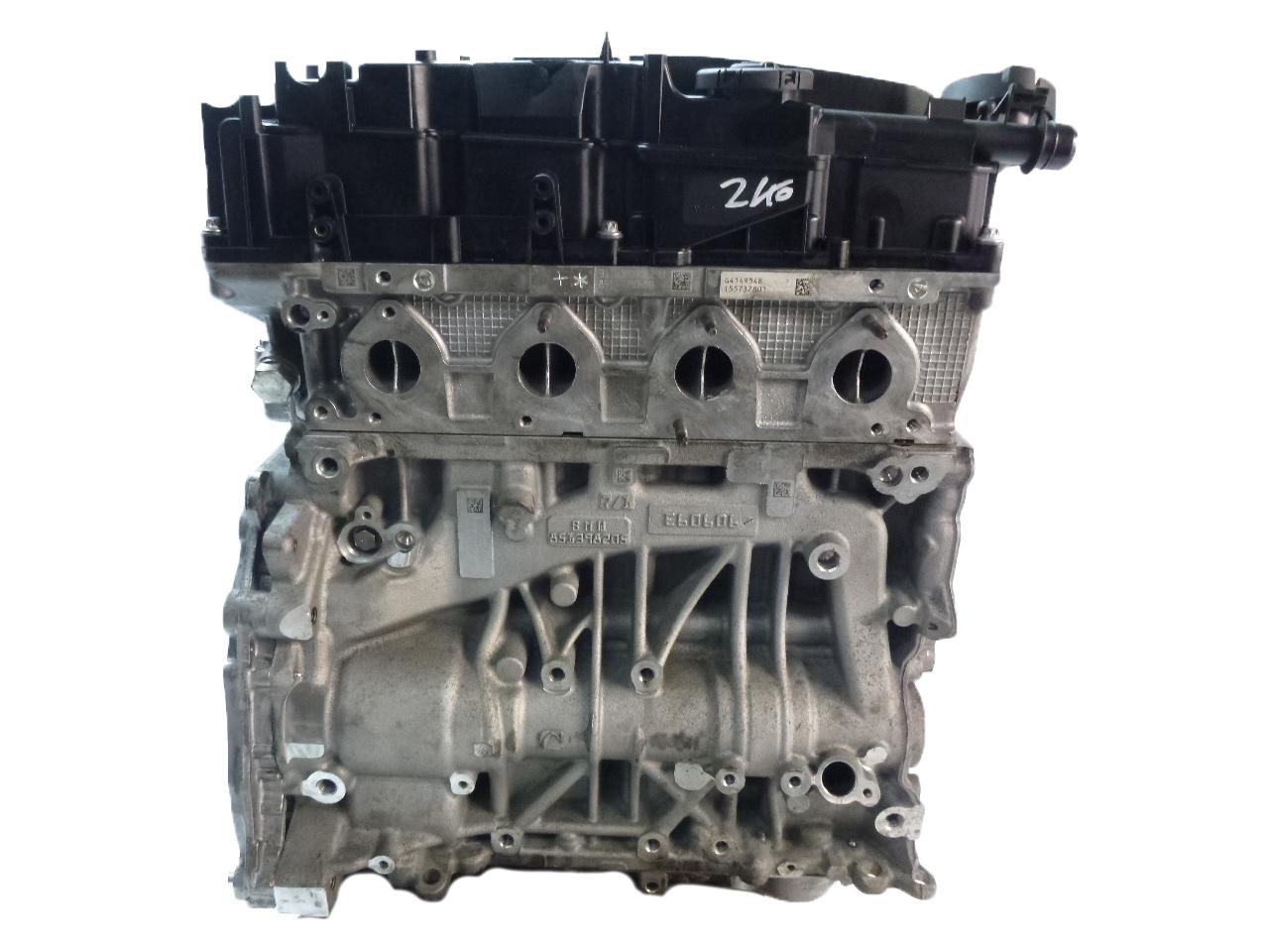 Motor BMW F30 F34 F31 F32 F21 F36 F45 F23 F10 F20 2,0 D Diesel B47 B47D20A