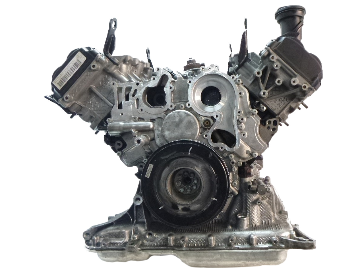 Motor Audi SQ5 Q5 3,0 TDI quattro DEH DEHA Baugleich mit: CGQ CVU