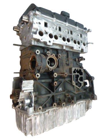 Motor VW Passat 3C2 3C5 2,0 TDI BKP DE278116