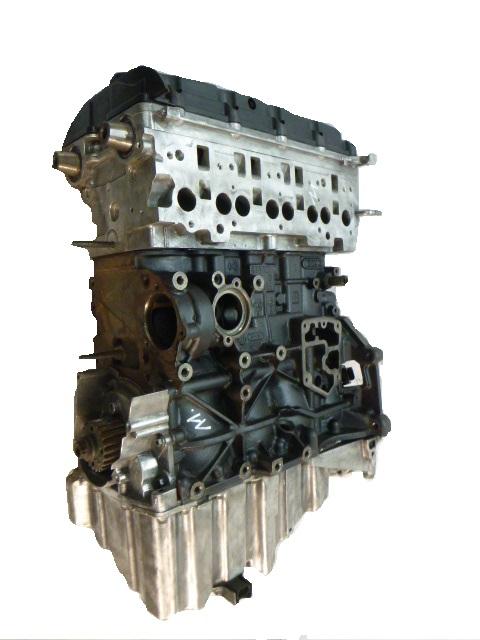 Motor 2006 Audi A4 4F 2,0 TDI BRE mit Pumpe Düse Elementen DE282425