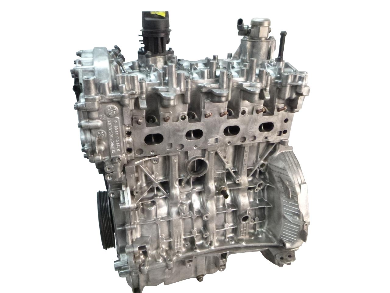 Motor Mercedes Benz A45 CLA45 C117 X117 AMG 4-matic 2,0 Benzin 133.980 DE293163