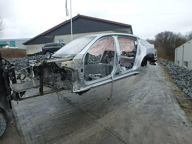 2010 Body-Body-In-Accident-Porsche Panamera Turbo 970 4.8 M48 Cars.70