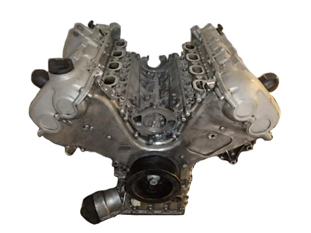 Motor 2010 Porsche Panamera 970 4,8 Turbo M48.70