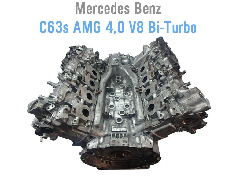 Motor Mercedes Benz C-Klasse W205 S205 C 63 S AMG 4,0 V8 177.980 DE236935