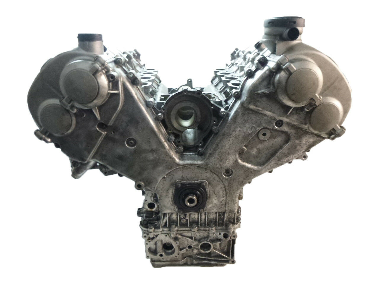 Moteur De Révision De Réparation De Réparation Porsche Cayenne 4,5 Turbo M48.50 48.50