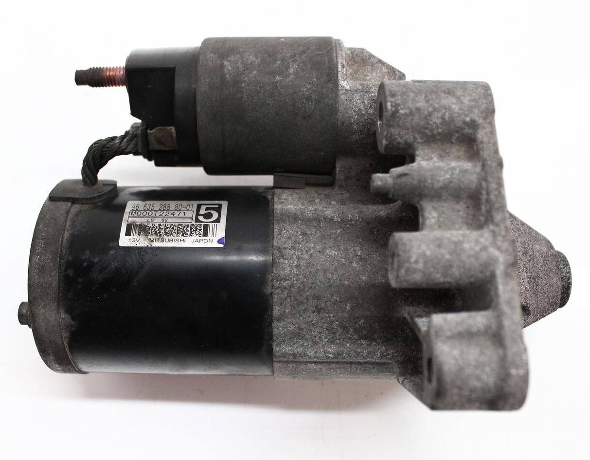 Anlasser Citroen Peugeot 1,4 1,6 HDi 9663528880 0986022790 M000T22471 M0T22473