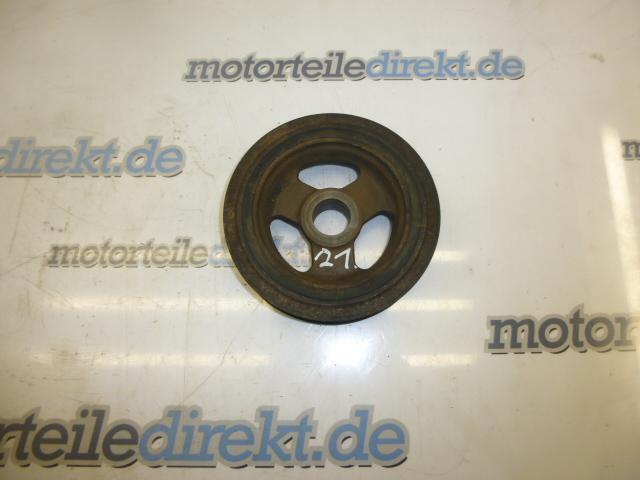 Riemenscheibe Ford Focus 1,6 16V Benzin Zetec-SE SFI FYDA 98MM-6B321-BC