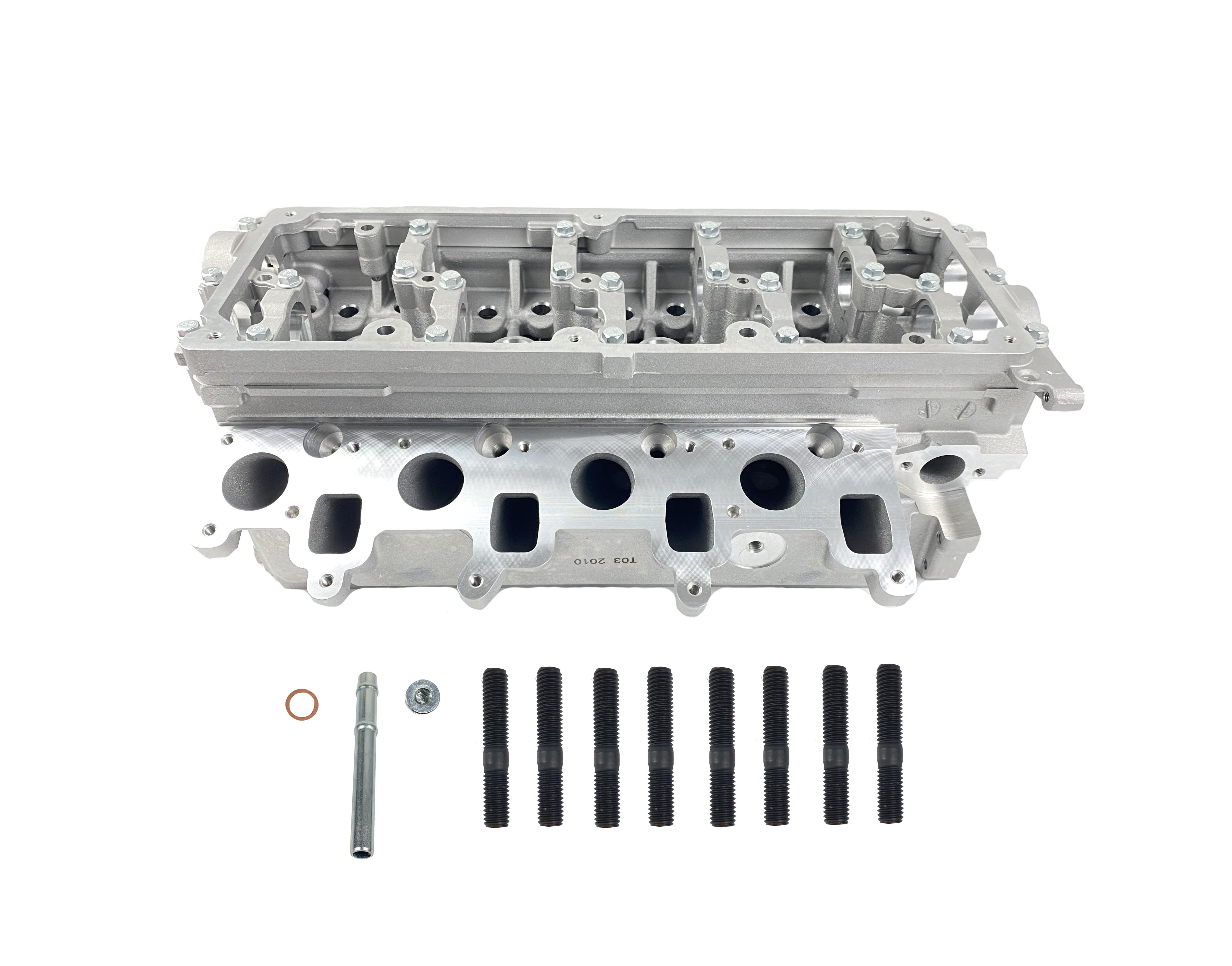 Zylinderkopf für VW Transporter T5 T6 Multivan 2,0 TDI BiTDI CFC CFCA 908727 NEU