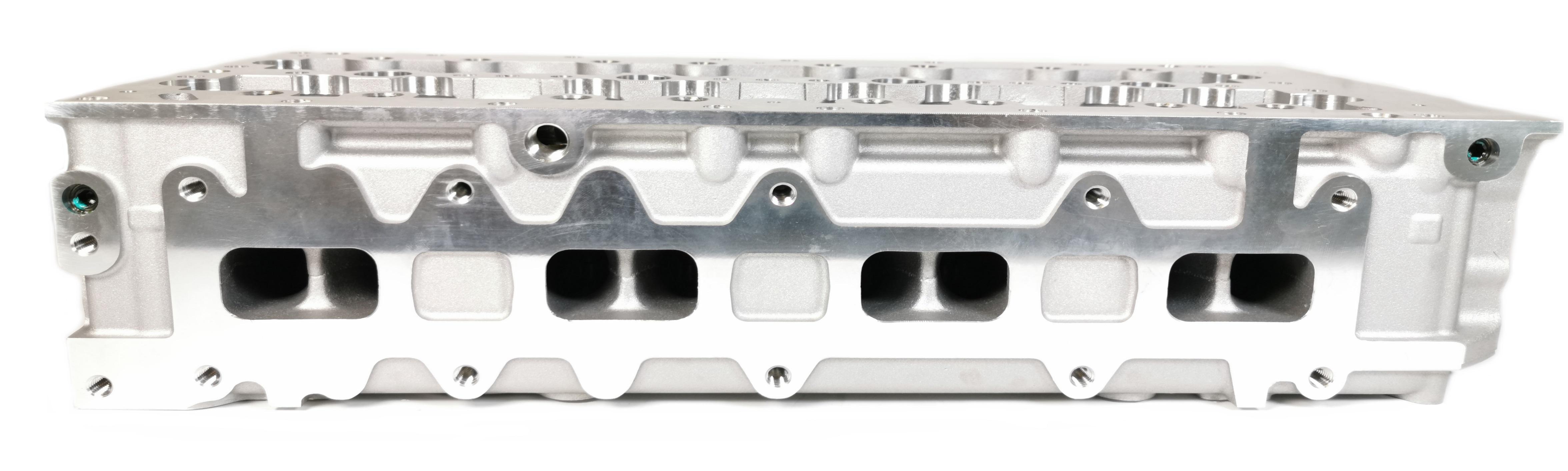 Zylinderkopf Euro 4 nackt für Fiat Ducato 244 2,3 JTD F1AE0481C 504049268 NEU