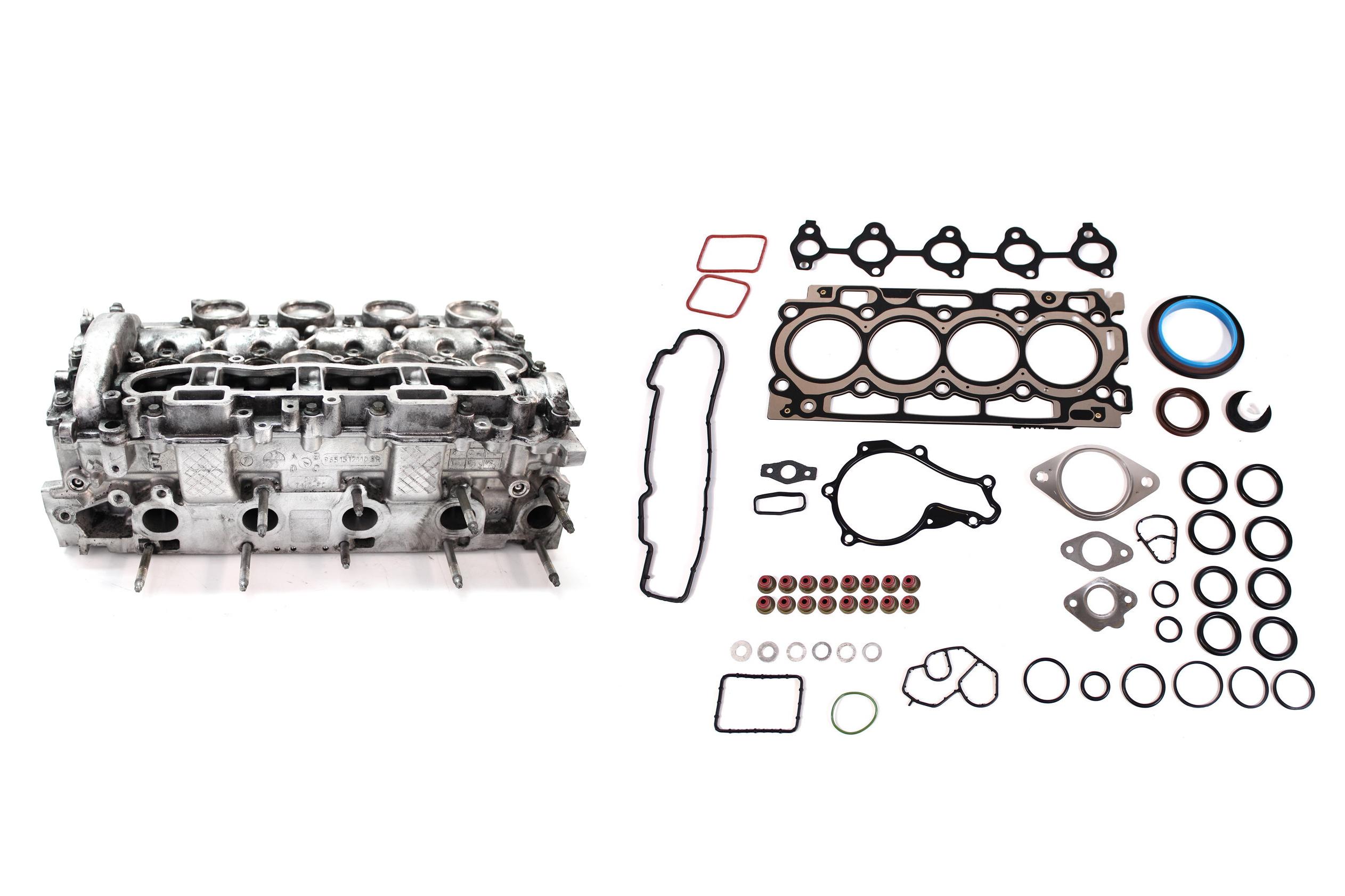 Zylinderkopf Dichtungssatz Citroen Peugeot Xsara C4 206 1,6 HDi 9HY DV6TED4 NEU